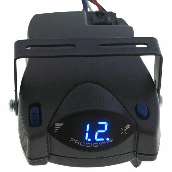 Prodigy Brake Controller >> Tekonsha Prodigy P2 Trailer Brake Controller